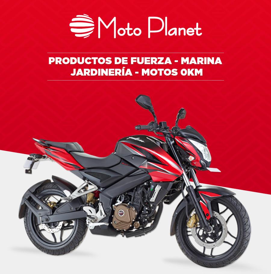Moto Planet. Productos de fuerza - Marina - Jardinería